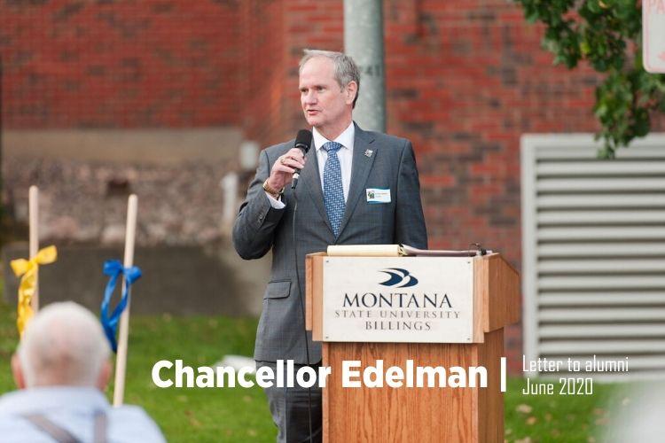 Chancellor Edelman