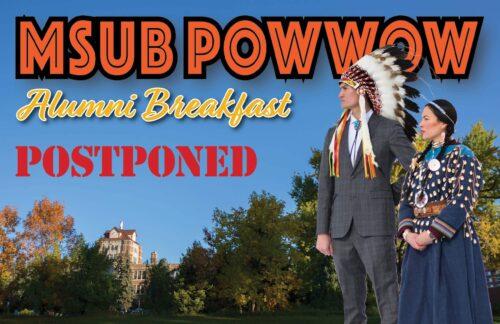 Alumni Powwow Breakfast postponed