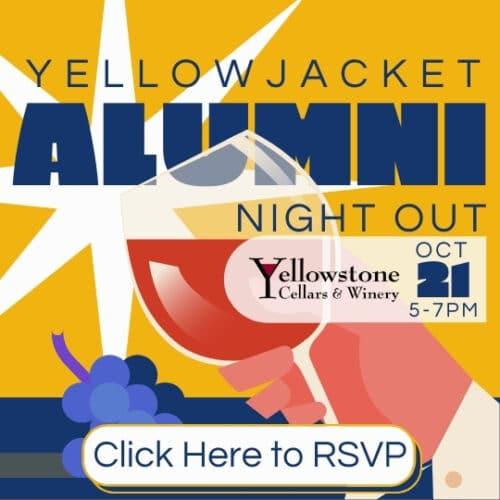 RSVP to Yellowjacket Alumni Night Out